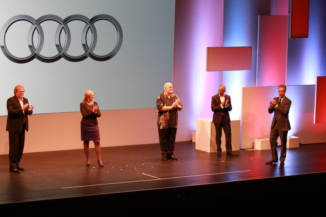 Creating Audi Fans Across the Country