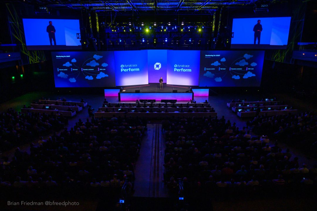 Dynatrace at Perform: Las Vegas 2019